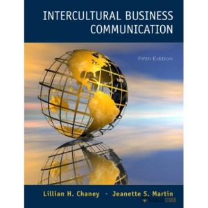 Test Bank for Intercultural Business Communication, 5/E 5th Edition : 0132127903