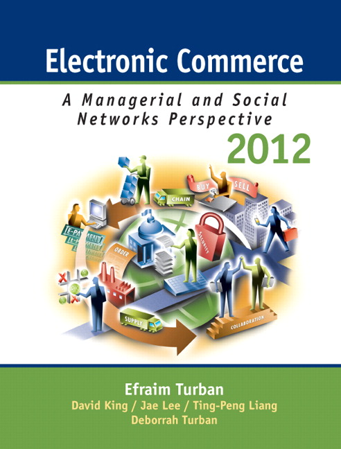 Test Bank for Electronic Commerce 2012 Managerial and Social Networks Perspectives 7th Edition by Turban