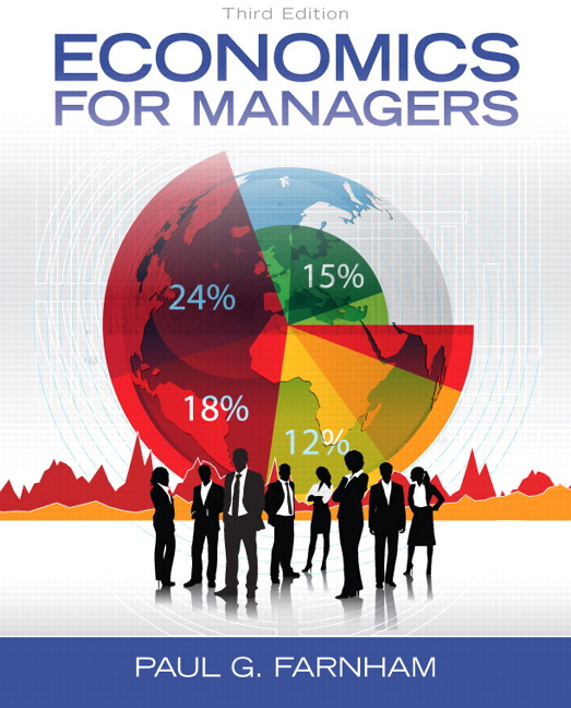 Solution Manual for Economics for Managers, 3/E 3rd Edition Paul G. Farnham