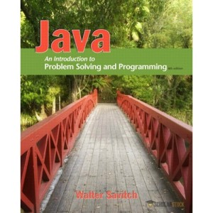 Solution Manual for Java: An Introduction to Problem Solving and Programming, 6/E 6th Edition : 0132968843