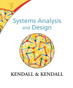 Test Bank for Systems Analysis and Design, 9/E 9th Edition Kenneth E. Kendall, Julie E. Kendall