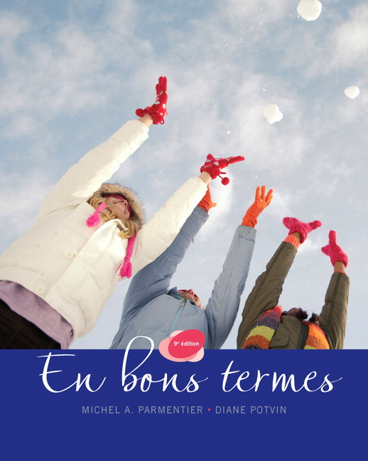 Solution Manual for En bons termes Michel A. Parmentier, Diane Potvin