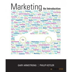 Test bank for Marketing: An Introduction, 12/E 12th Edition : 0133451275