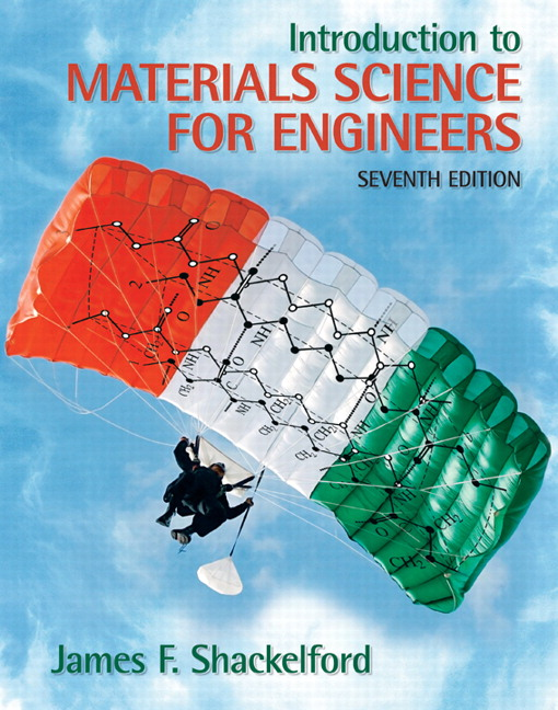 Solution Manual for Introduction to Materials Science for Engineers 7th Edition by Shackelford