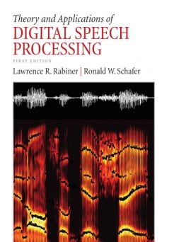 Solution Manual for Theory and Applications of Digital Speech Processing Lawrence Rabiner, Ronald Schafer