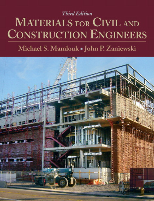 materials for civil and construction engineers 4th edition solution manual