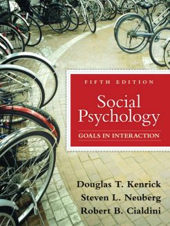 Test Bank for Social Psychology 5th Edition by Douglas Kenrick, Steven L. Neuberg, Robert B. Cialdini