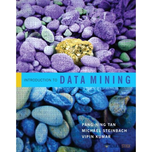 Solution Manual for Introduction to Data Mining : 0321321367