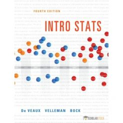 Test Bank for Intro Stats, 4/E 4th Edition : 0321891244