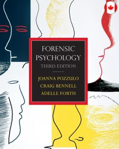 Test Bank for Forensic Psychology 3/E 3rd Edition Joanna Pozzulo, Craig Bennell, Adelle Forth
