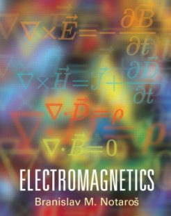 Solution Manual for Electromagnetics Branislav M. Notaros
