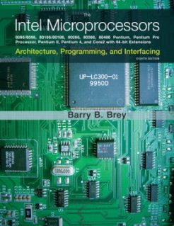 Solution Manual for Intel Microprocessors, 8/E 8th Edition Barry B. Brey