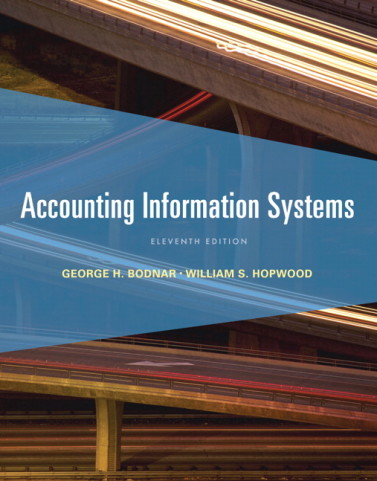 Solution Manual for Accounting Information Systems 11th Edition by Bodnar