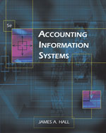 Test Banks for Accounting Information Systems, 5th Edition by James A. Hall