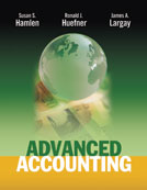Solution Manual for Advanced Accounting 1st Edition by Hamlen
