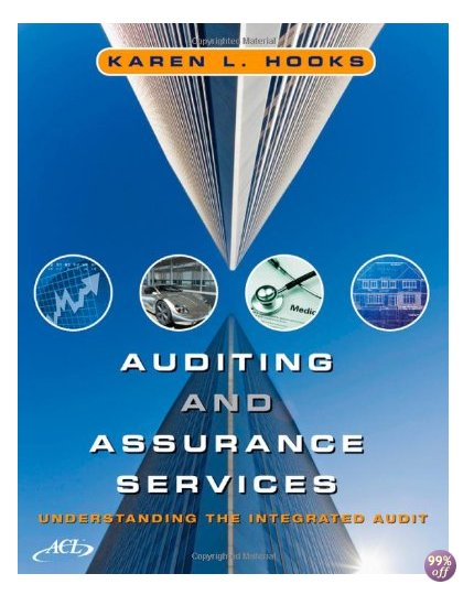Solution Manual for Auditing and Assurance Services Understanding the Integrated Audit 1st Edition by Hooks
