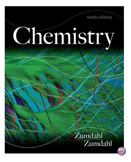 Solution Manual for Chemistry 9th Edition by Zumdahl