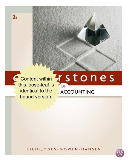 cornerstones of financial accounting pdf
