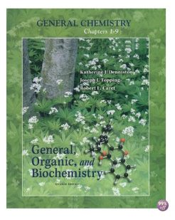 Test Bank for General Organic and Biochemistry 7th Edition by Denniston