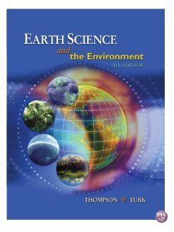 Test Bank for EARTH 1st Edition by Thompson