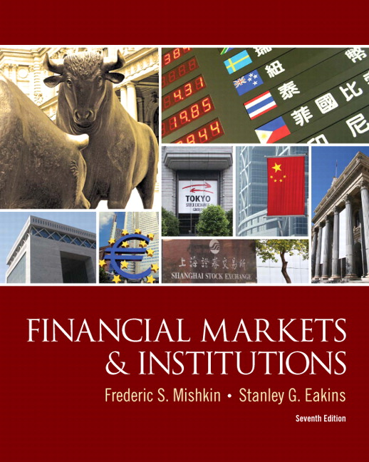 Solution Manual for Financial Markets and Institutions 7th Edition by Mishkin