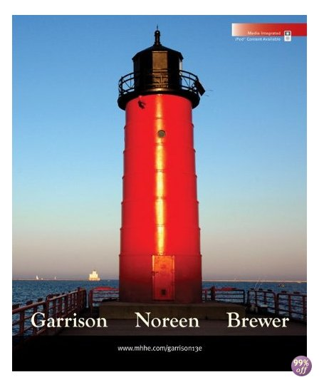 Solution Manual for Managerial Accounting 13th Edition by Garrison