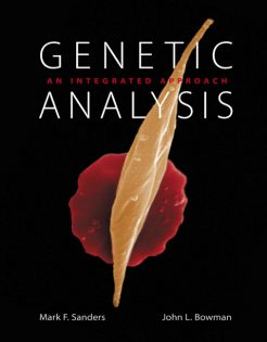 Test Bank for Genetic Analysis An Integrated Approach by Sanders
