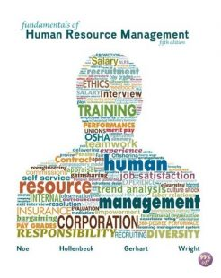 Test Bank for Fundamentals of Human Resource Management 5th Edition by Noe