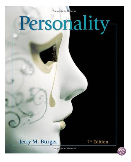 Test Bank for Personality 8th Edition by Burger