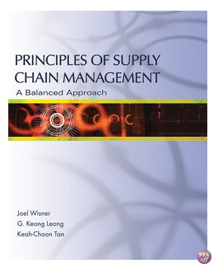 Solution Manual for Principles of Supply Chain Management A Balanced Approach 3rd Edition by Wisner
