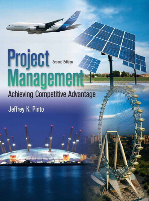 Test Bank for Project Management 2nd Edition by Pinto