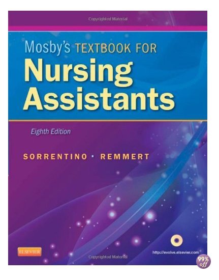Test Bank for Mosbys Textbook for Nursing Assistants 8th Edition by Sorrentino