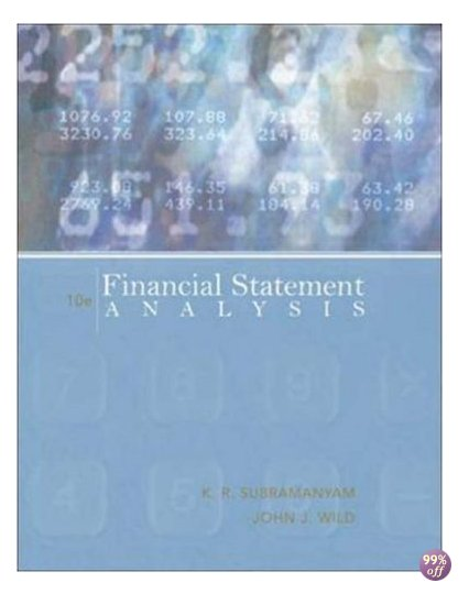 Solution Manual for Financial Statement Analysis 10th Edition by Subramanyam