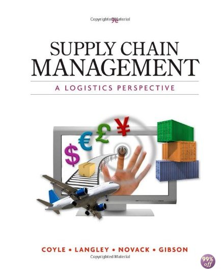 supply chain management a logistics perspective 9th edition pdf download
