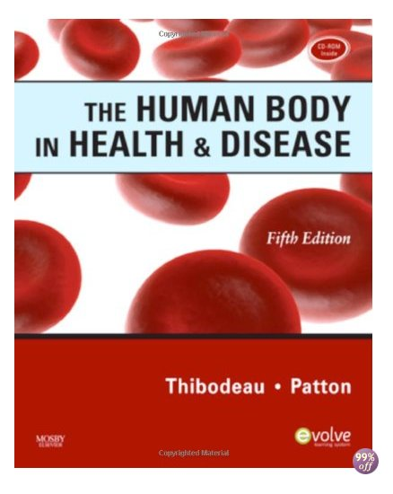 Test Bank for The Human Body in Health and Disease 5th Edition by Thibodeau