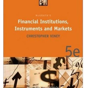 Test Bank for Financial Institutions Instruments and Markets 7th Edition by Viney
