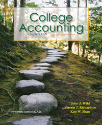Solution Manual for College Accounting 2nd Edition by Wild