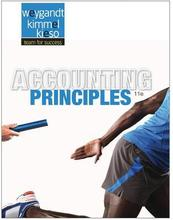 Accounting Principles Weygandt 11th Edition Test Bank