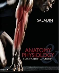 Test Bank for Anatomy and Physiology, 6th Edition: Kenneth Saladin