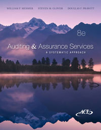 auditing and assurance services 6e solutions manual