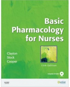 Test Bank for Basic Pharmacology for Nurses, 15th Edition: Bruce D. Clayton