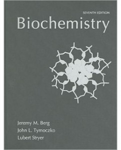 Test Bank for Biochemistry, 7th Edition: Jeremy M. Berg