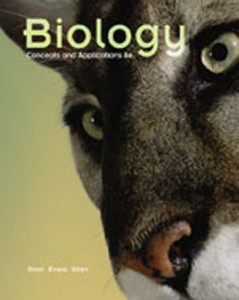 Test Bank for Biology Concepts and Applications, 8th Edition: Starr