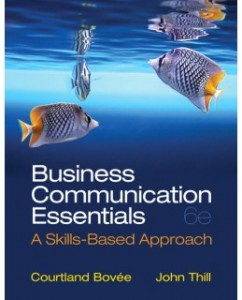 Test Bank for Business Communication Essentials, 6th Edition: Courtland Bovee