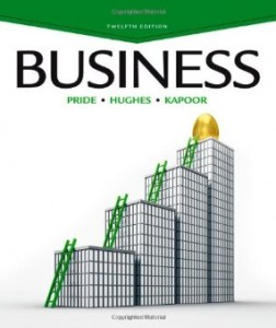 Test Bank for Business, 12th Edition : Pride