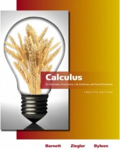 Test Bank for Calculus for Business, Economics, Life Sciences & Social Sciences, 12th Edition: Raymond A. Barnett