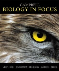 Test Bank for Campbell Biology in Focus, 1st Edition : Urry