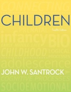 Test Bank for Children, 12th Edition : Santrock