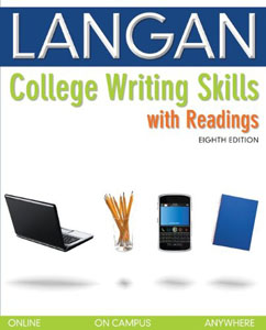 Test Bank For College Writing Skills with Readings, 8th edition: John Langan