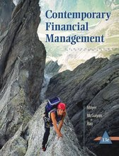 Contemporary Financial Management Moyer 13th Edition Solutions Manual